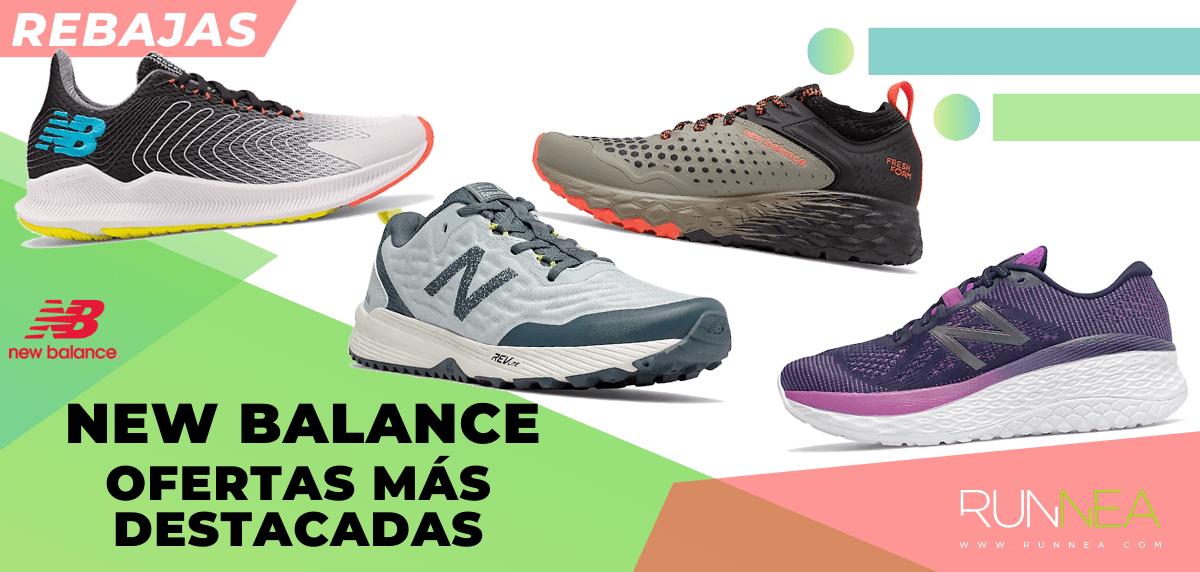 Rebajas en New Balance, las 10 mejores ofertas en zapatillas ...