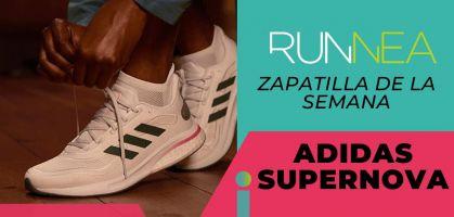Zapatilla de la semana: Adidas Supernova