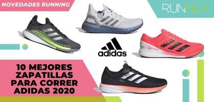 Las 10 mejores zapatillas para correr Adidas 2020