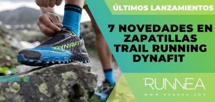 Las 7 novedades en zapatillas trail running Dynafit para este 2020