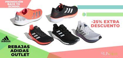 Adizero Boston 8 de Adidas para mujer