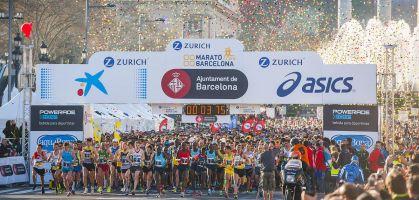 Cancelada la Zurich Marató de Barcelona 2020: ¿Qué hago si estoy inscrito? Aquí te lo contamos