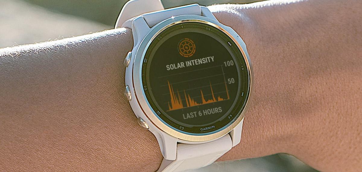 Autonomía y duración de la batería del Garmin Fenix 6S Pro Solar - foto 2