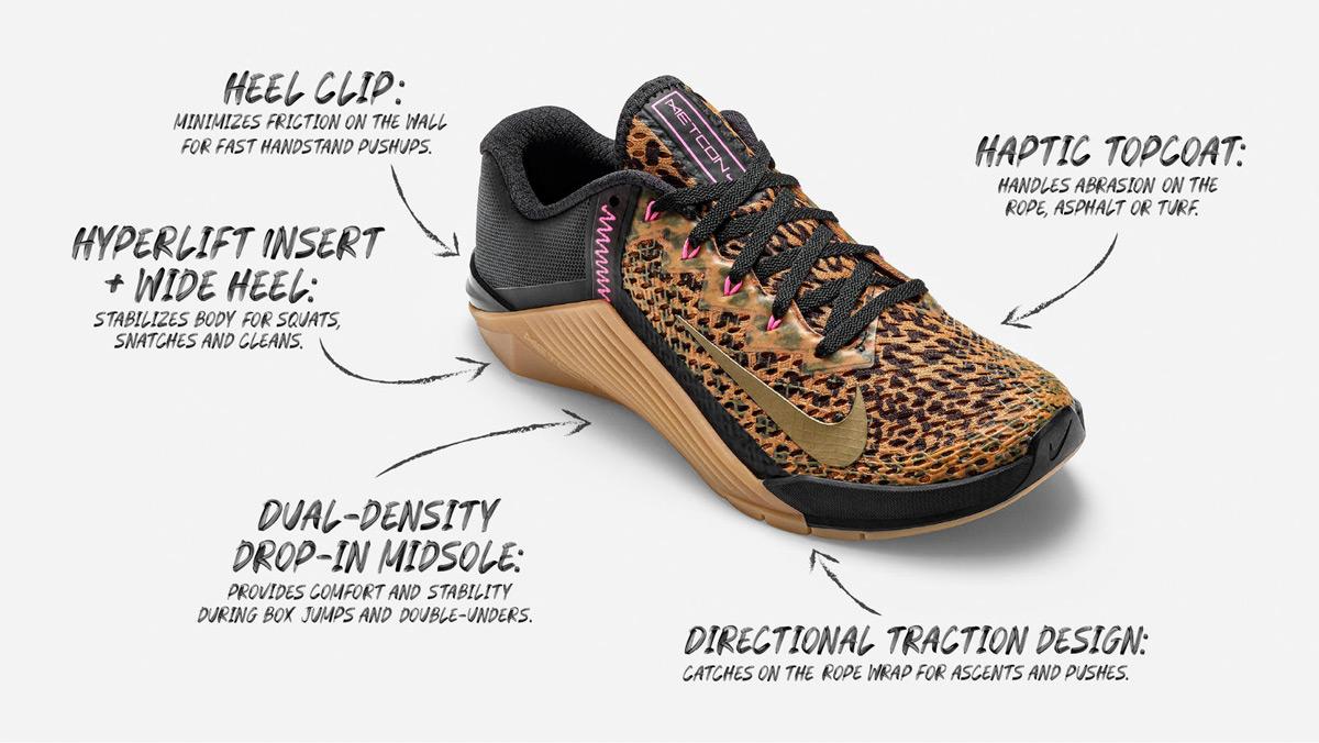Nike Metcon 6, mejor zapatilla de CrossFit - foto 2