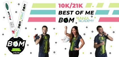 ¡BOM! Runnea Best Of Me: La carrera virtual con la que recuperarás la motivación