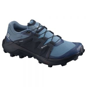 Zapatilla de trekking Salomon Wildcross Goretex