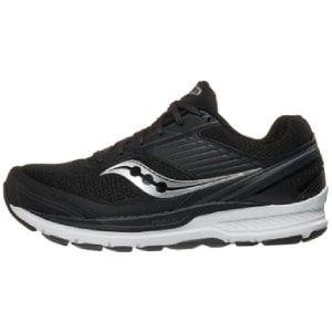 Saucony Echelon 8 Men's Running Shoes AlloyBlack