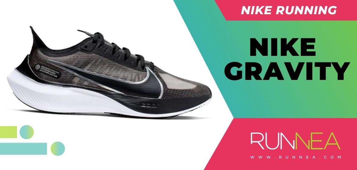 Las 5 razones por las que deberías comprar las Nike Zoom Gravity