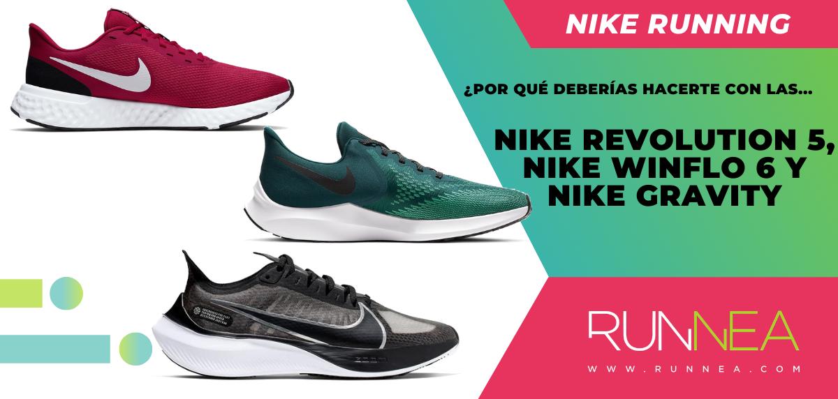 Top 5 motivi per cui dovreste acquistare Nike Revolution 5, Nike Winflo 6 e Nike Zoom Gravity