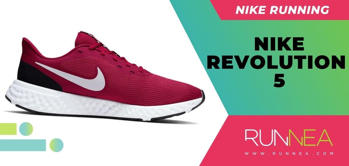 Las 5 razones por las que deberías comprar las Nike Revolution 5