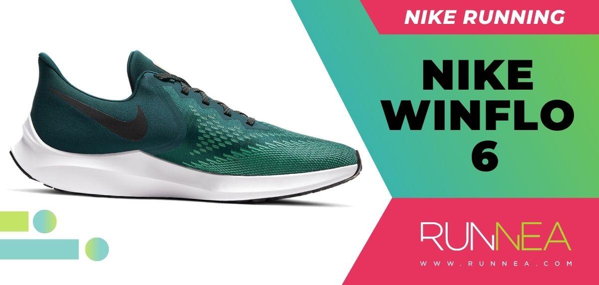 Las 5 razones por las que deberías comprar las Nike Air Zoom Winflo 6