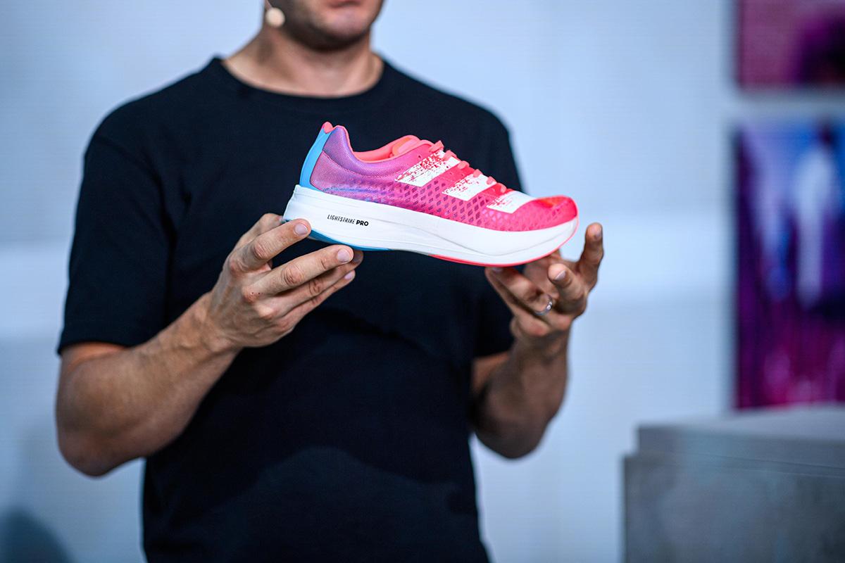 Adidas Adizero Adios Pro, entrevista con Sam Handy, precios - foto 1