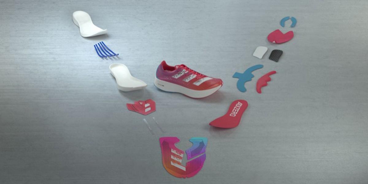 adidas Adizero Adios Pro, EnergyRods y placa de carbono - foto 5