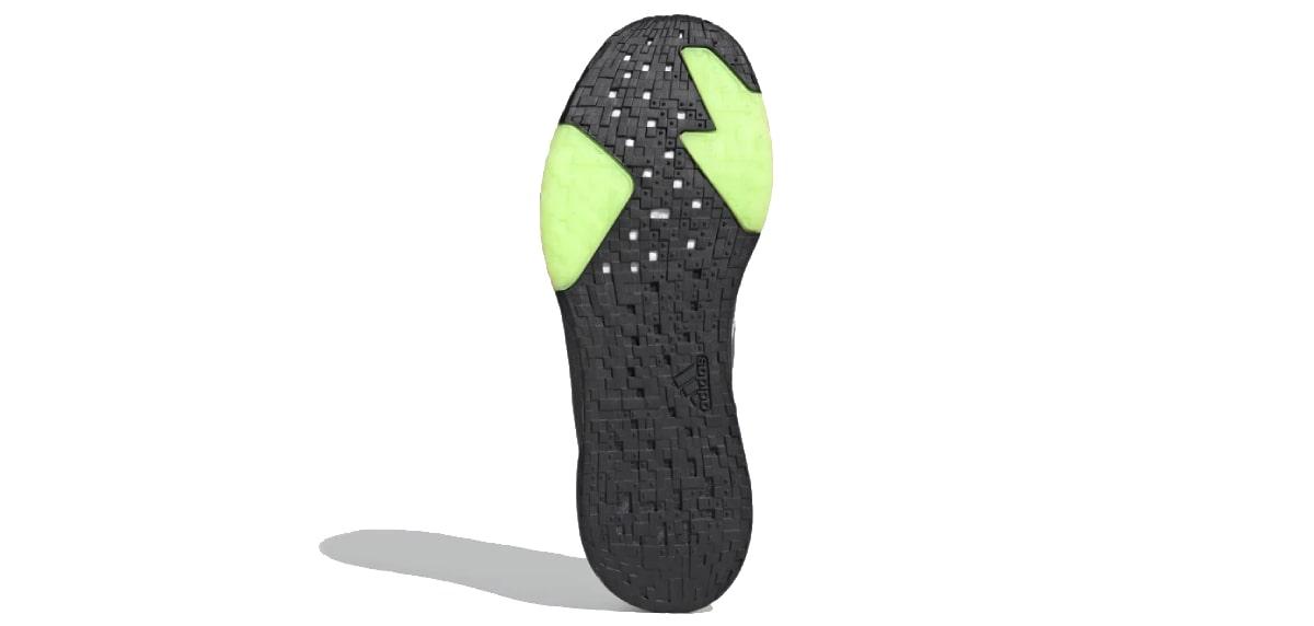 Adidas X9000L3, suela
