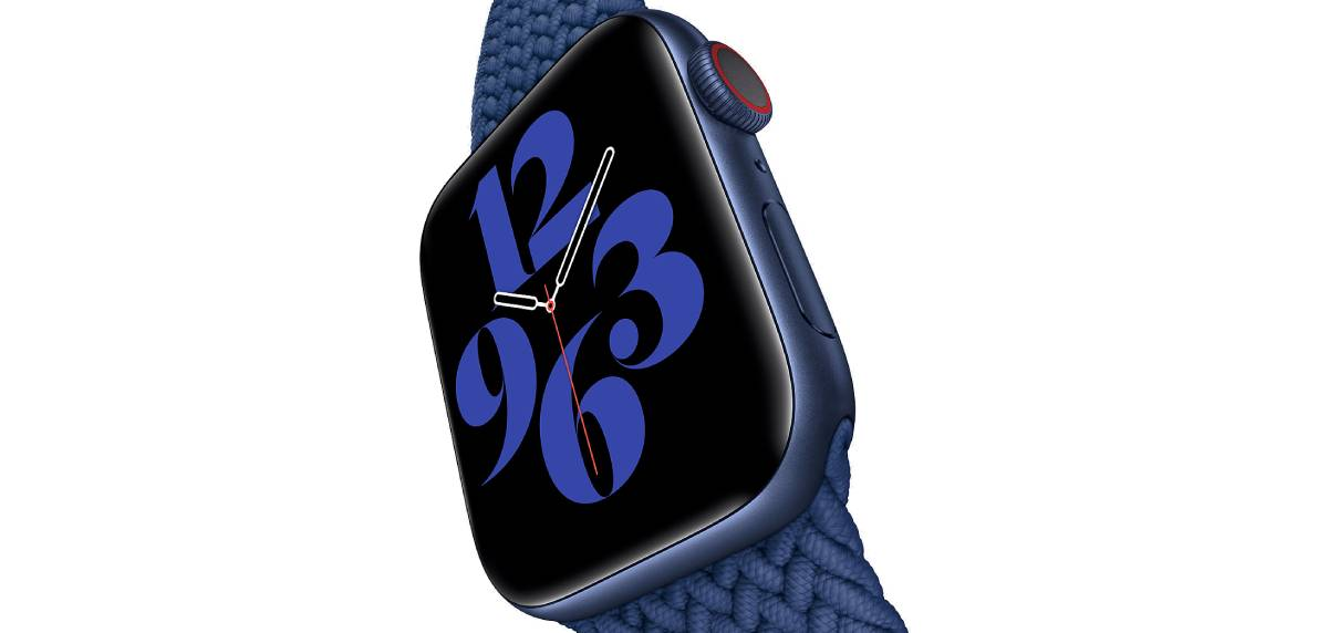 Apple Watch Series 6, especificaciones técnicas