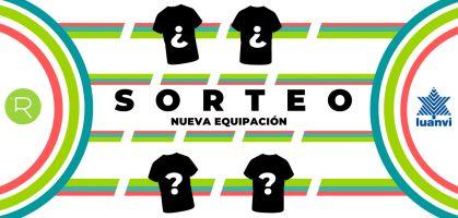 Nueva equipación de Runnea by Luanvi; ayúdanos a decidir y entra en el sorteo de 2 equipaciones oficiales