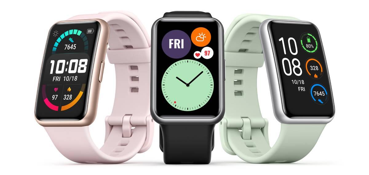 Huawei Watch Fit, características principales