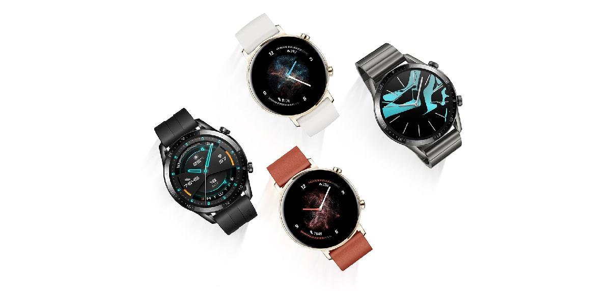 Huawei Watch GT 2, características principales