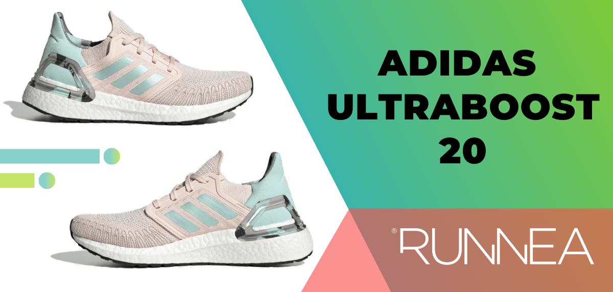 Las mejores zapatillas de running para mujer 2020, Adidas Ultraboost 20