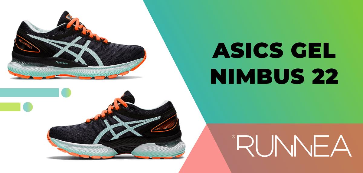 Las mejores zapatillas de running para mujer 2020, ASICS Gel Nimbus 22