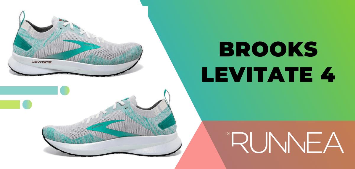 Las mejores zapatillas de running para mujer 2020, Brooks Levitate 4