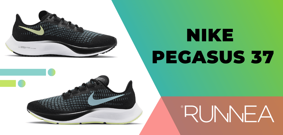 Las mejores zapatillas de running para mujer 2020, Nike Pegasus 37