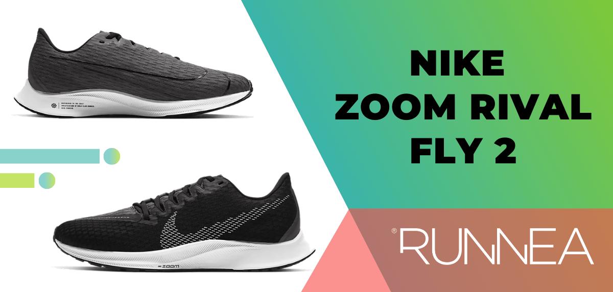 Las mejores zapatillas de running para mujer 2020, Nike Zoom Rival Fly 2