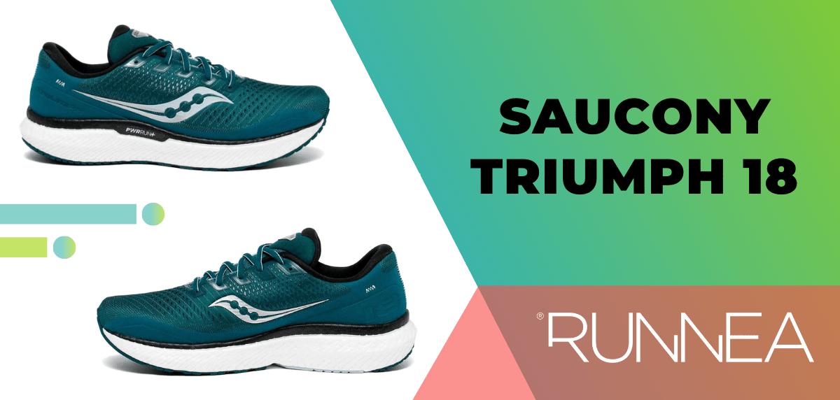 Las mejores zapatillas de running para mujer 2020, Saucony Triumph 18