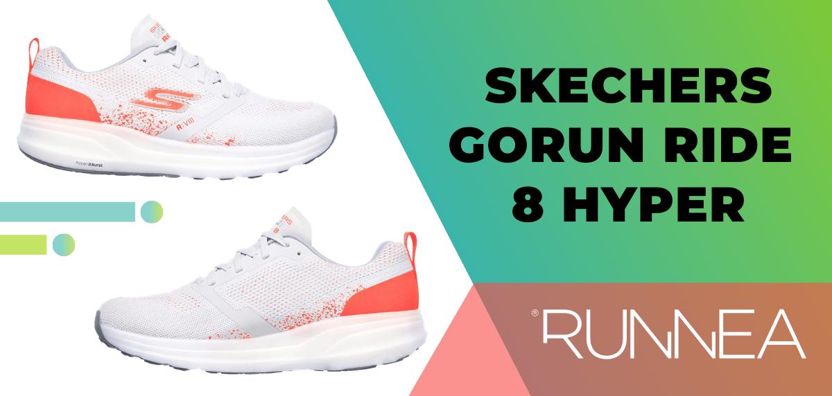 Las mejores zapatillas de running para mujer 2020, Skechers GOrun Ride 8 Hyper