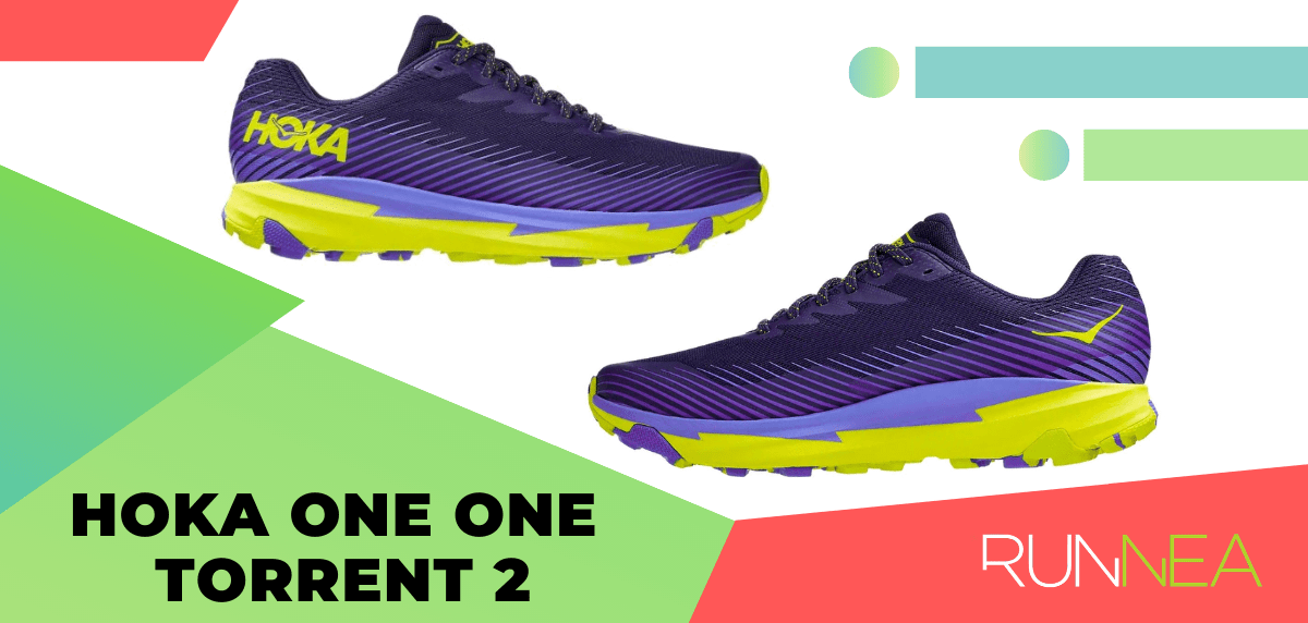 Le migliori scarpe da trail running del 2020, Hoka One One Torrent 2