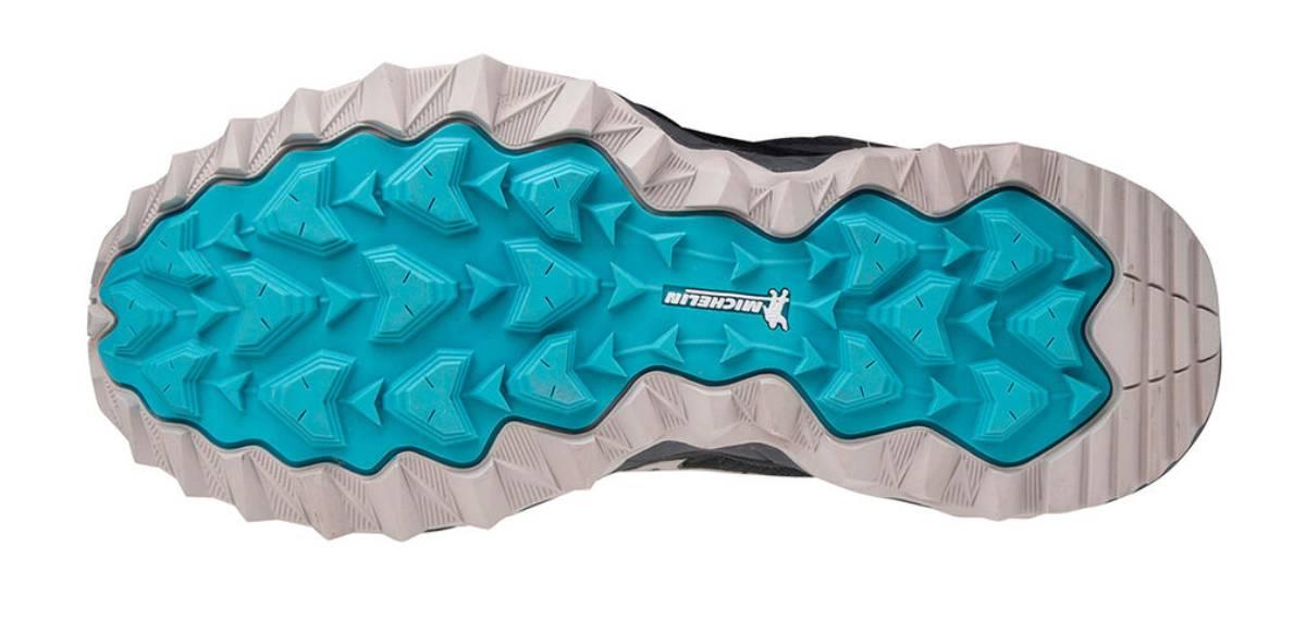 Mizuno Wave Mujin 7, las 5 razones de peso para convertirlas en tus próximas zapatillas de trail, suela