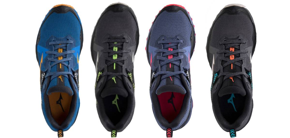 Mizuno Wave Mujin 7, las 5 razones de peso para convertirlas en tus próximas zapatillas de trail, upper