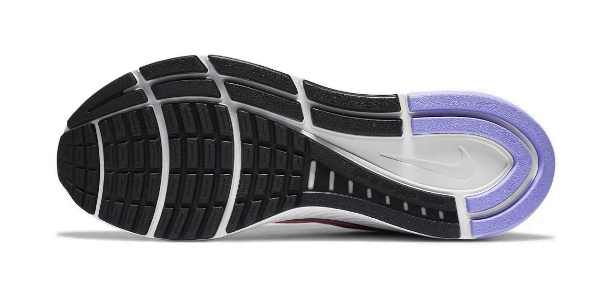 Nike Structure 23, suela