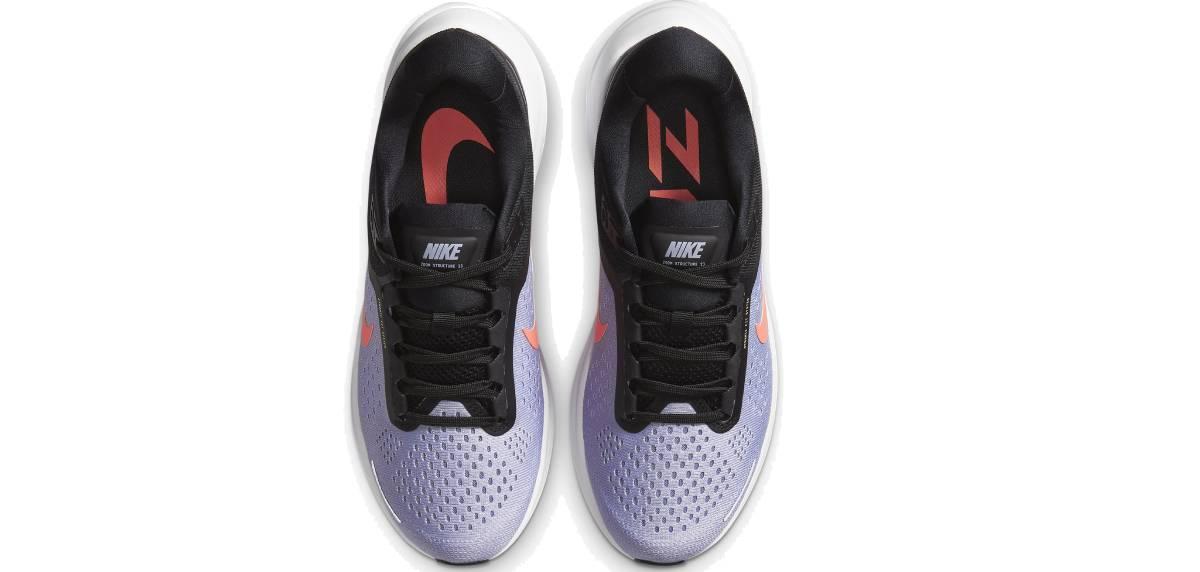 Nike Structure 23, upper