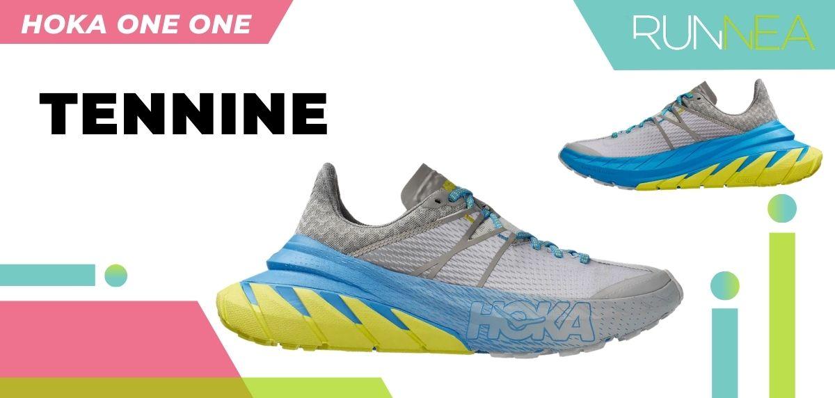Las novedades 2020 de HOKA ONE ONE en zapatillas running y trail running: HOKA ONE ONE TenNine