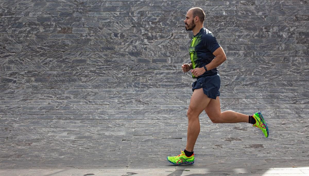 ¿Es recomendable doblar sesión en un corredor popular? Progresión