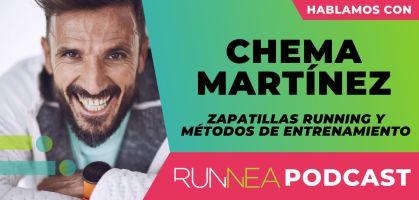 Hablamos con Chema Martínez sobre entrenamiento y zapatillas de running