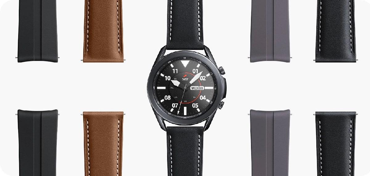 Samsung Galaxy Watch3, especificaciones técnicas