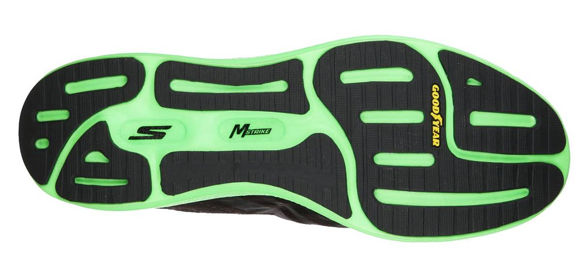 Skechers GORUN Razor + Hyper, suela