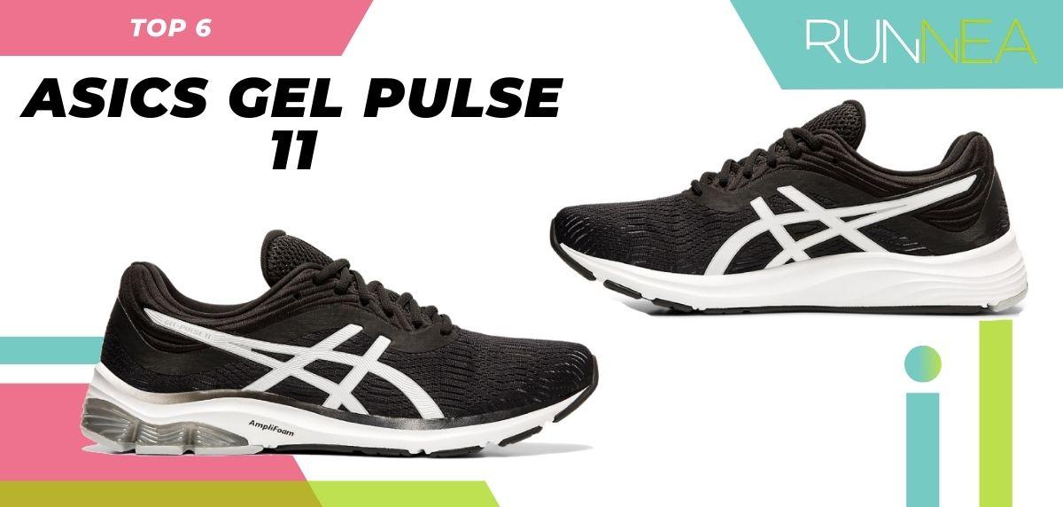Best selling asfalto scarpe da corsa asfalto questa estate 2020, ASICS Gel Pulse 11