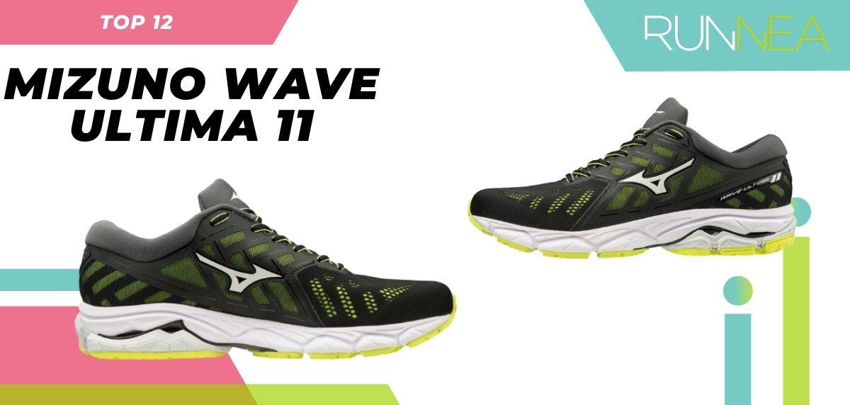 Le scarpe da corsa asfaltate più vendute dell'estate 2020, Mizuno Wave Ultima 11