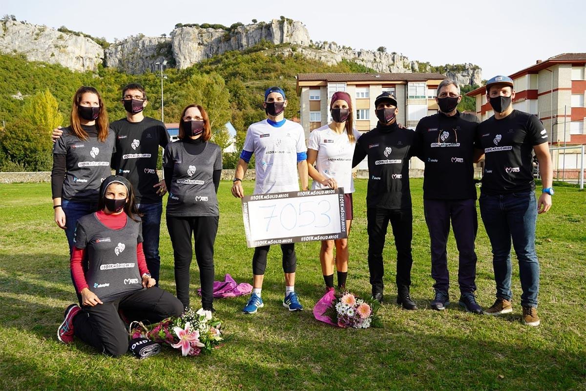 101kmSolidarios contra el cáncer, recaudación de fondos - foto 5