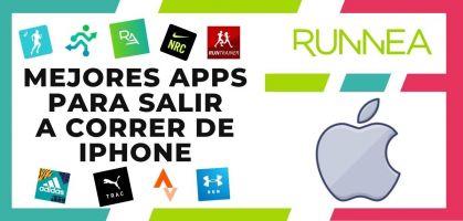 Aplicaciones para correr iPhone: las 10 mejores apps de running