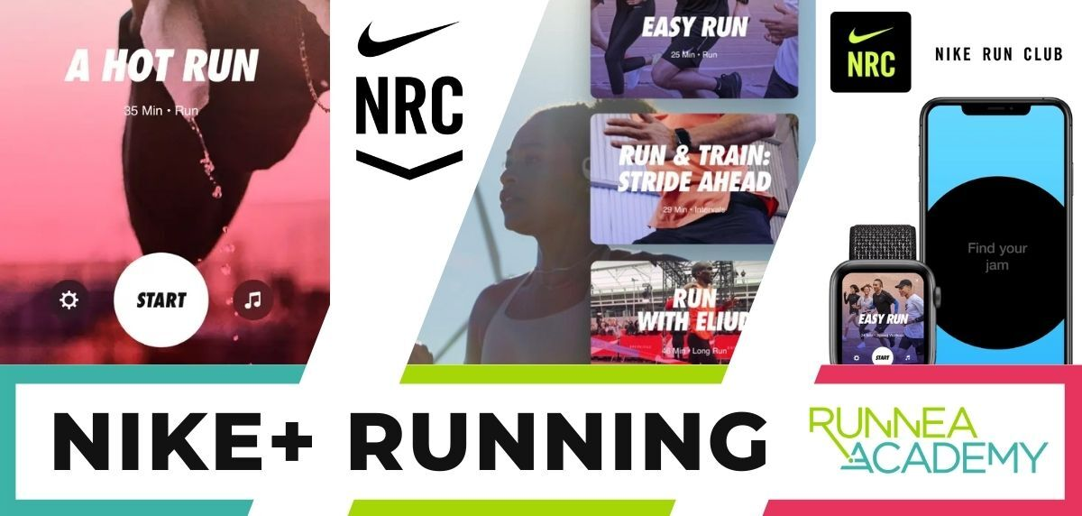 Mejores apps para correr iPhone, Nike+ Running