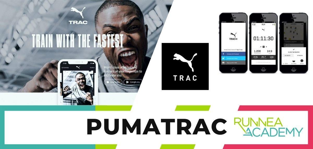 Las mejores apps para correr iPhone, Pumatrac
