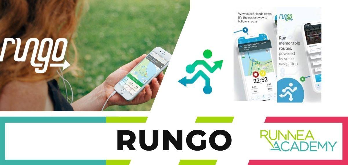 Las mejores apps para correr iPhone, RunGo