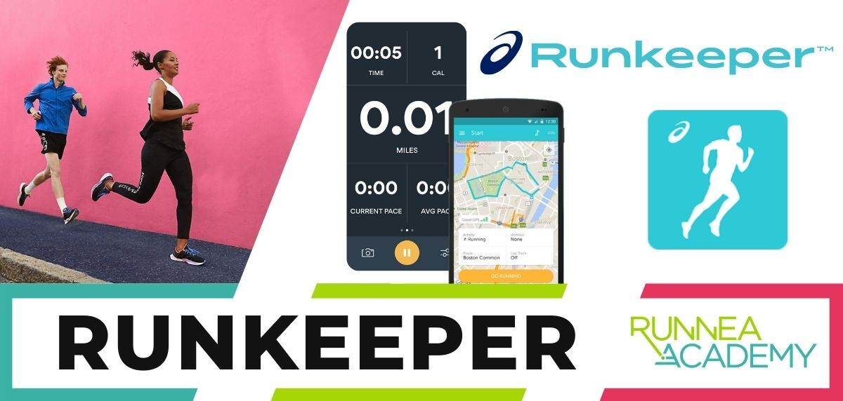Las mejores apps para correr iPhone, Runkeeper
