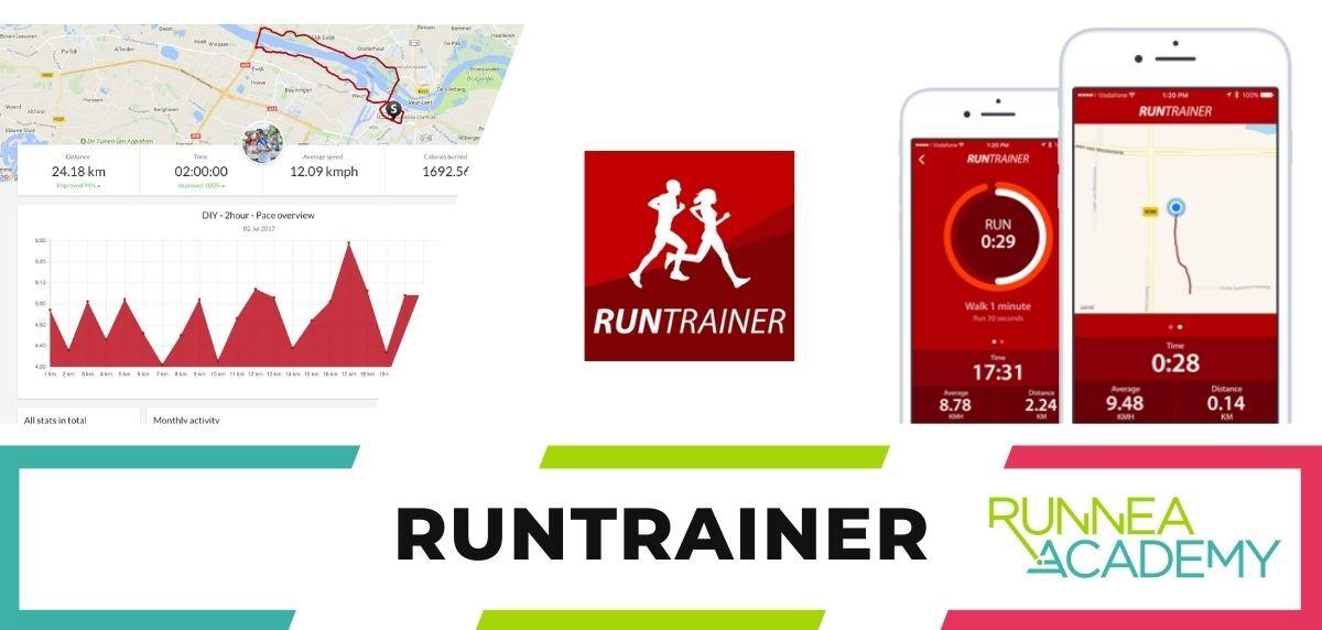 Las mejores apps para correr iPhone, Run Trainer