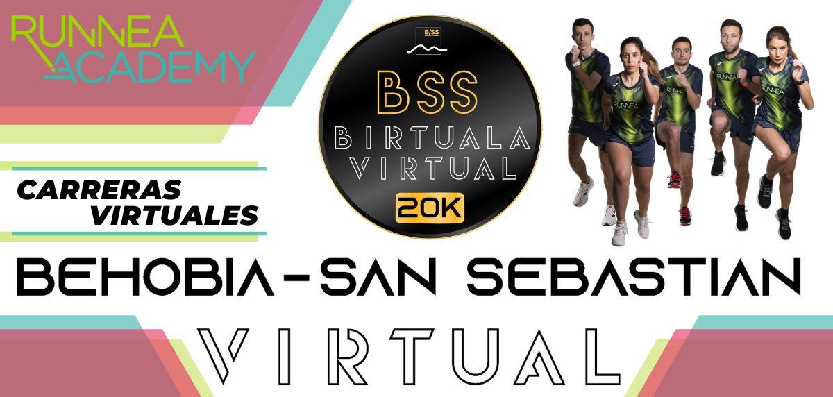Las mejores carreras virtuales para correr lo que queda de 2020, Behobia San Sebastián Virtual 2020