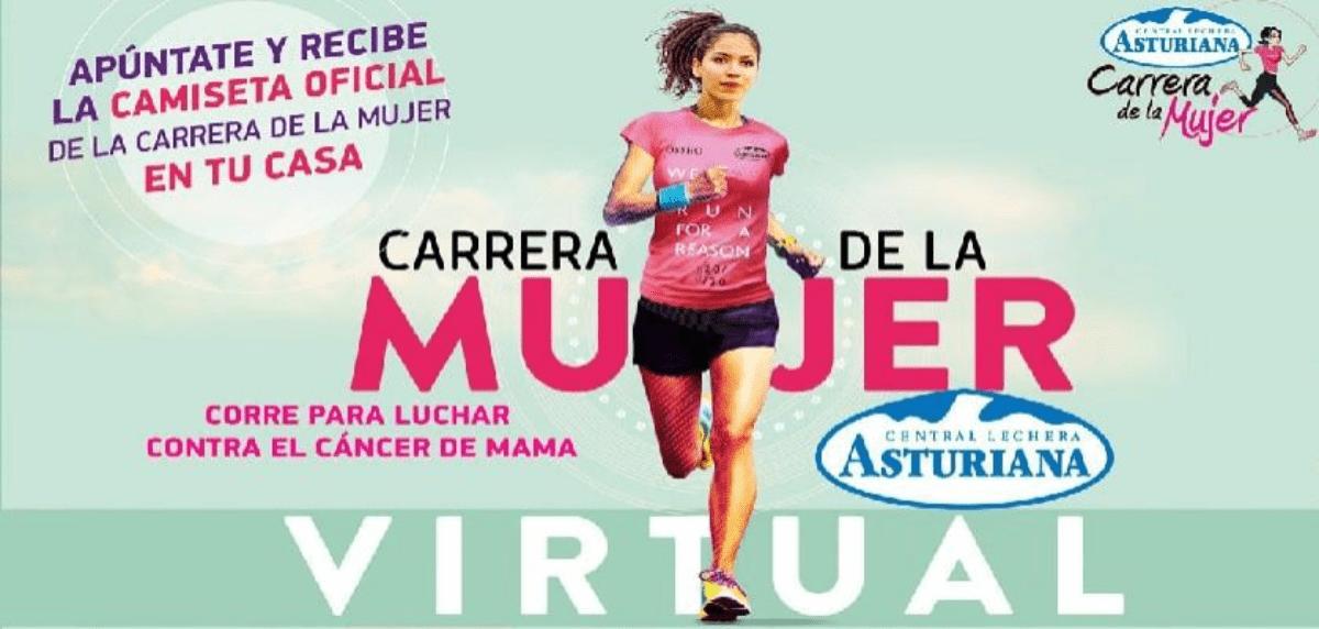 Las mejores carreras virtuales para correr lo que queda de 2020, Circuito de la Carrera de la Mujer Virtual 2020